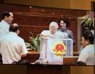 Bỏ phiếu bầu bà Nguyễn Thị Kim Ngân làm Chủ tịch Quốc hội khóa XIV
