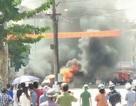 Hé lộ nguyên nhân vụ nổ taxi kinh hoàng