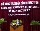 Ông Nguyễn Văn Đọc tái đắc cử Chủ tịch HĐND tỉnh Quảng Ninh
