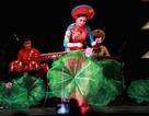 Khán giả Nga vỗ tay không ngớt với đàn bầu, sáo trúc của Việt Nam