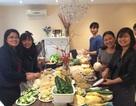 Đầm ấm đón Xuân mới cùng hội SV Việt tại Toulon, Pháp