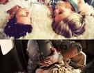 17 bức ảnh đau lòng về sự khác nhau giữa chiến trường và đời thường