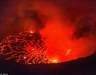 """Chiêm ngưỡng """"vẻ đẹp tử thần"""" của ngọn núi lửa lớn nhất thế giới"""