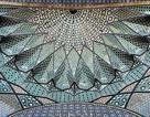 Trần nhà đẹp mê hoặc của các thánh đường Hồi giáo ở Iran