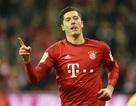 Lewandowski xếp trên Messi, Suarez ở cuộc đua vua phá lưới Champions League