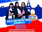 ĐH Việt Pháp tổ chức Ngày hội tuyển sinh tại Hà Nội