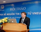Thành lập Liên hiệp thư viện chia sẻ nguồn tin điện tử VNEUs