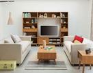 10 cách tuyệt vời biến căn phòng chật hẹp trở nên rộng hơn