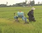 Xe phun thuốc trừ sâu của người Việt được xuất ngoại