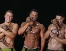 """""""Nuốt nước bọt"""" ngắm body 6 múi của lính cứu hỏa Úc"""