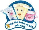 Khuyến nghị sử dụng 3 loại sản phẩm từ sữa: Bạn đã biết những lợi ích?