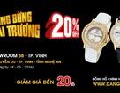 Đồng hồ chính hãng Đăng Quang khai trương showroom 38 tại TP. Vinh, Nghệ An