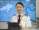 Rộn ràng bay quốc tế cùng nữ phi công xinh đẹp của Vietjet