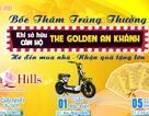 Theo Golden An Khánh: Mua nhà tặng xe đạp điện