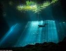 """Những hình ảnh tuyệt đẹp về """"nghĩa địa dưới nước"""" của người Maya cổ đại"""