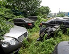 Khám phá nghĩa địa siêu xe ở Trung Quốc