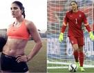 Những nữ cầu thủ xinh đẹp của bóng đá thế giới