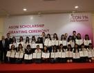 Trao gần 400 triệu đồng học bổng đến sinh viên hiếu học