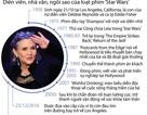 """[Infographics] Cuộc đời Carrie Fisher - công chúa của """"Star Wars"""""""