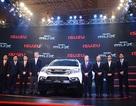 SUV 7 chỗ Isuzu mu-X ra mắt tại Việt Nam