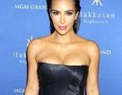 Kim Kardashian bốc lửa với váy ôm khoe ngực đầy