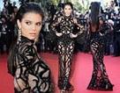 Choáng với váy quá bạo của Kendall Jenner