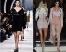 Kendall Jenner đắt show tại tuần lễ thời trang Paris
