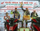 Honda Việt Nam lần đầu đưa giải đua xe đến Bà Rịa