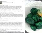 """Sự thật sau tin đồn """"khoai lang Việt Nam chuyển màu xanh do nhiễm dioxin"""""""