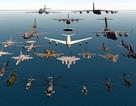 """Không lực Mỹ: Khi """"gã nhà giàu"""" trở nên khốn khó"""