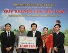 Shinnyo-en Nhật Bản tiếp tục tài trợ 27,000 USD để trao học bổng qua Quỹ Khuyến học Việt Nam