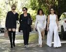 Gia đình Kim Kardashian sành điệu ra phố