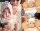 """Vợ chồng Kwon Sang Woo hạnh phúc bên hai """"thiên thần"""" nhỏ"""