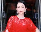 Linh Nga nổi bật với váy đỏ rực