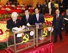 Đang công bố danh sách Ban Chấp hành Trung ương Đảng khóa XII