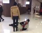 Tranh cãi clip chàng trai lăn tròn dưới đất để xin lỗi người yêu