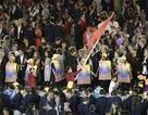 Quốc kỳ Việt Nam tung bay tại lễ khai mạc Olympic 2016