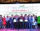 """Vietcombank tổ chức Tọa đàm khoa học """"Hoàn thiện công tác đào tạo tại Vietcombank"""""""