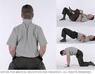 Phòng ngừa đau lưng chỉ bằng 6 động tác