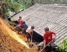 2 người chết, hàng trăm ngôi nhà sập đổ, hư hỏng do mưa lũ ở Yên Bái