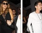 Mariah Carey thân thiết với vũ công trẻ