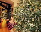 Mariah Carey đón giáng sinh trong dinh thự đẹp như cổ tích