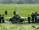 Xác định nguyên nhân máy bay quân sự rơi tại Phú Yên