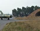 Máy bay chiến đấu của Syria rơi ngay sau khi cất cánh