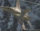 Máy bay chiến đấu Thụy Sĩ mất tích ở vùng núi Alps