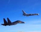 """Chiến đấu cơ Mỹ, Trung, Đài """"chạm trán"""" trên không"""