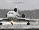 Máy bay Tu-154 của Nga rơi do chim lọt vào động cơ?