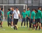 HLV Alfred Riedl hy vọng may mắn sẽ mỉm cười với đội tuyển Việt Nam