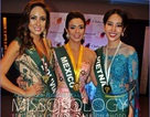 Mỹ nhân Hoa hậu trái đất kiêu sa khi trình diễn váy dạ hội