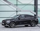 Mercedes bổ sung phiên bản GLC 43 4MATIC Coupe